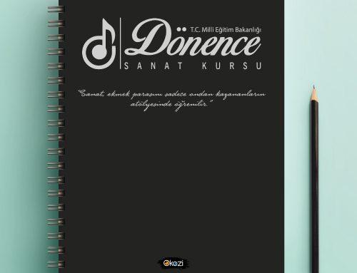 Dönence Müzik Okulu Defter / Ajanda